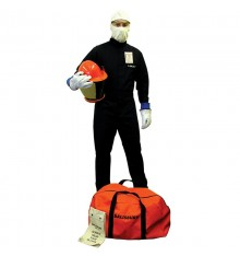 Salisbury Arc Flash Coveralls Kit HRC2 SKCA8