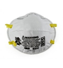 3M Disposable NIOSH N95 8210