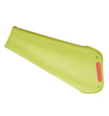 Sleeve Dipped Class 0 Type 1 Yellow straight