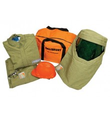 PRO-WEAR Premium Light Weight Arc Flash Clothing Kit 40 Cal/cm2