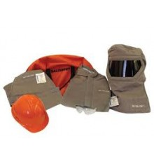 Salisbury Pro-wear Arc Flash Clothing Kit 100 Cal/cm2