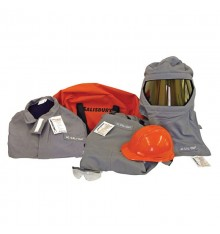 ARC FLASH CLOTHING KIT,40 CAL,GREY