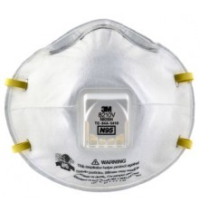 3M Particulate Respirator N95 8210V