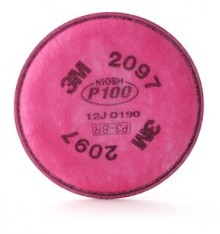 3M Particulate Filter P100 2097